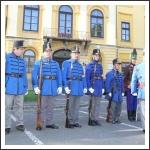 25. éves a Váci Huszár és Nemzetőr Bandérium (fotó: Vörös István)
