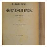 Gelich Rikhárd: Magyarország függetlenségi harcza 1848-49-ben