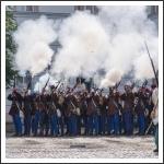 A Honvédelem Napja a Budai Várban (fotó: Pető István, MHKHSZ)
