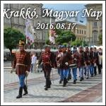 Honvédeink Lengyelhonban - Krakkó