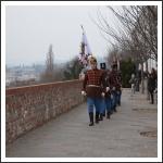 Március 15. a Budai Várban (fotó: Berlinger Dorottya)