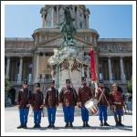 Békési honvédek ismét Budavárban