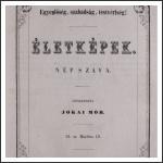Az Életképek c. irodalmi divatlap 1848. március 19-i számából