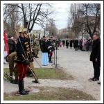 Tisztelet Limanowa hőseinek! (fotó: Balikó Elisabeth)
