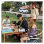 A MHKHSZ Lovasság küllemi és alaki minősítője - fotó: Horváth Gábor