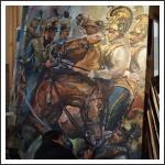 Kertai Zalán, a hagyományőrző festőművész