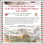 Invitation: Day of Hungarian Infantry and Artillery