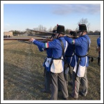 Gyalogság és tüzérség alaki és küllemi minősítő vizsgája, elméleti és fegyverkezelési vizsgája (fotó: Berlinger Dorottya)