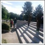 Pécsi és pécs környéki megemlékezések a 2. világháború befejeztének 75. évfordulójára