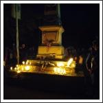 2020. szeptember 28.  Sukoró - megemlékezés