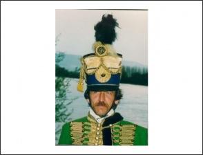 Ma lenne 70 éves Abonyi Gábor h.ő. huszárezredes