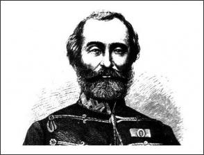 Czetz János 1848/49-es honvédtábornok