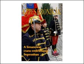 A limanowai csata emléknapja Sopronban - 2011