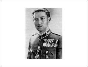 vitéz Horváth Sándor gyalogos főhadnagy
