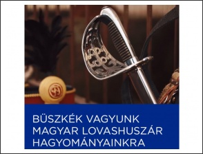 Magyar huszárokról a Parlamentben
