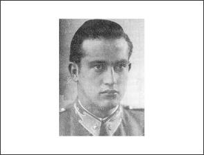 Marjai Tamás huszár hadnagy