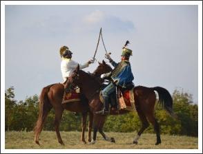 VIII. Honvédfesztivál - Pákozdi csatabemutató (forrás: kempp.hu)