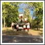 A soproni Nádasdy-huszárok a Nemzetközi lovassági napokon