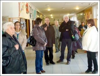 Kecskeméti látogatás: Névadójára emlékezett a hatvani Gáspár András Bajtársi Egyesület