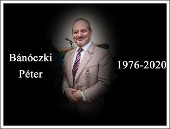Elhunyt Bánóczki Péter úriszabó