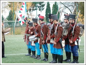 Gyalogsági és tüzérségi kiképzési hétvége (fotó: Nemes József)