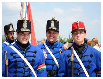 A Nemzet őrei Budavár szolgálatában