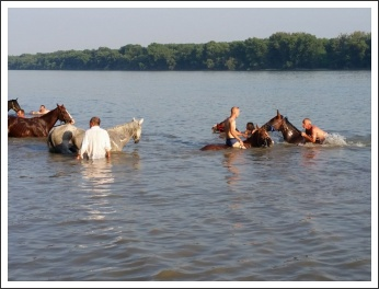 II. Szent Korona lovas túra
