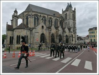 Napóleon-kori hagyományőrzők Franciaországban