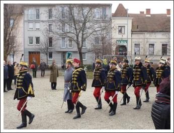 Megemlékezés a limanovai csata évfordulóján Sopronban