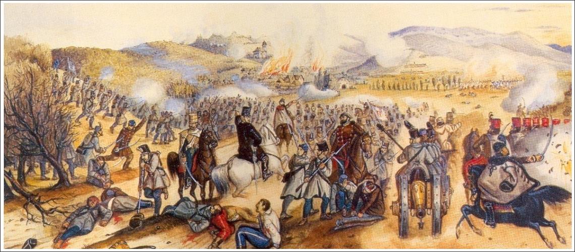 Than Mór: Isaszegi csata