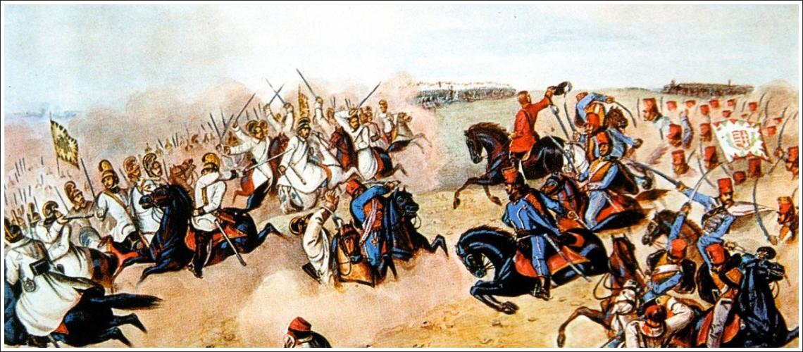 Than Mór: Komáromi csata